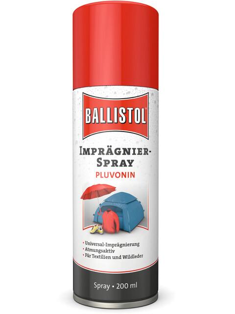 Ballistol Pluvonin 200ml red/white